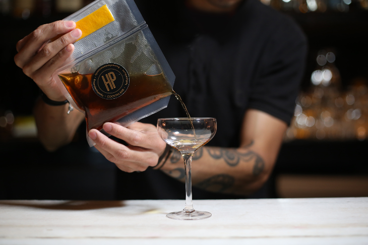 Cocktails To Go: like having a world class bartender at home