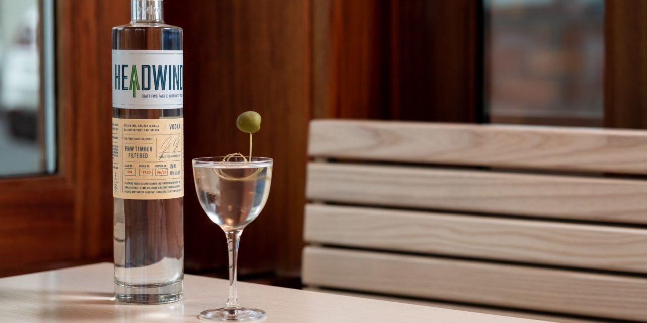 Headwind Vodka Earns Gold at 20th Annual San Francisco World Spirits Competition