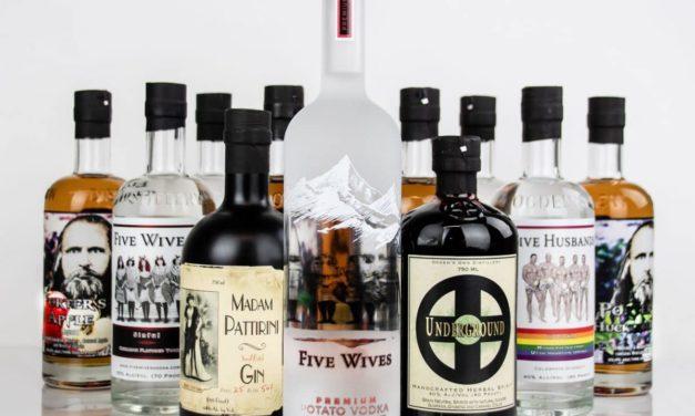 Ogden's Own Distillery to Support Local Food & Beverage Community