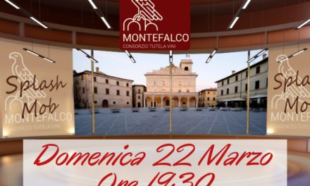 In Italy a big virtual toast online: producers and istitutions of Montefalco with a bottle of Sagrantino