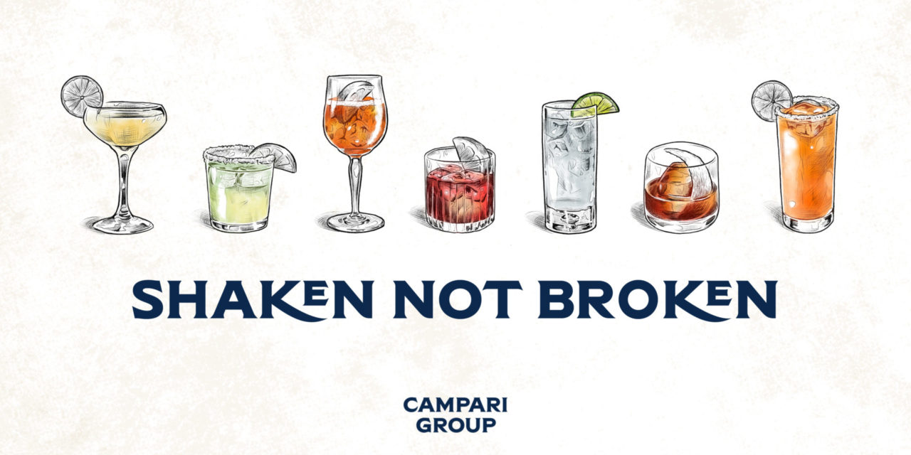 CAMPARI AMERICA DONATES $1 MILLION TO ANOTHER ROUND, ANOTHER RALLY & CALLS ON PATRONS TO JOIN IN SUPPORTING BARTENDERS ACROSS THE COUNTRY