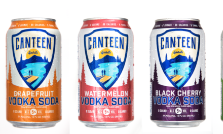 Drink up the Adventure Introducing CANTEEN Vodka Soda 5% ABV – Zero Carbs – Zero Sugar – Zero Sodium – Only 99 Calories AVAILABLE NATIONWIDE