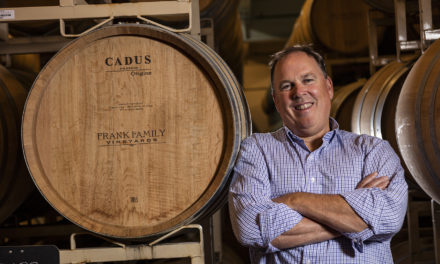Blowing Bubbles With Winemaker Todd Graff