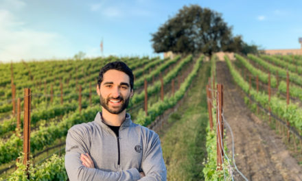 Center of Effort Winery Promotes Kevin Bargetto to Associate Winemaker
