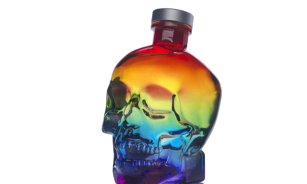 Crystal Head Vodka Launches Limited-Edition Pride Bottle #MadeWithPride