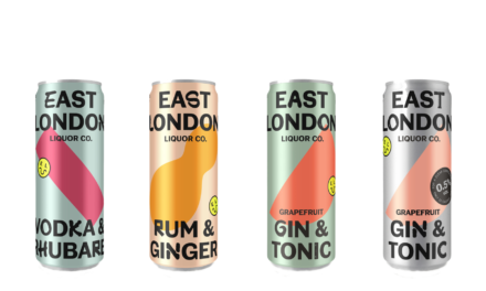 EAST LONDON LIQUOR CO. KICKS OFF SUMMERTIME WITH THE LAUNCH OF RTDs