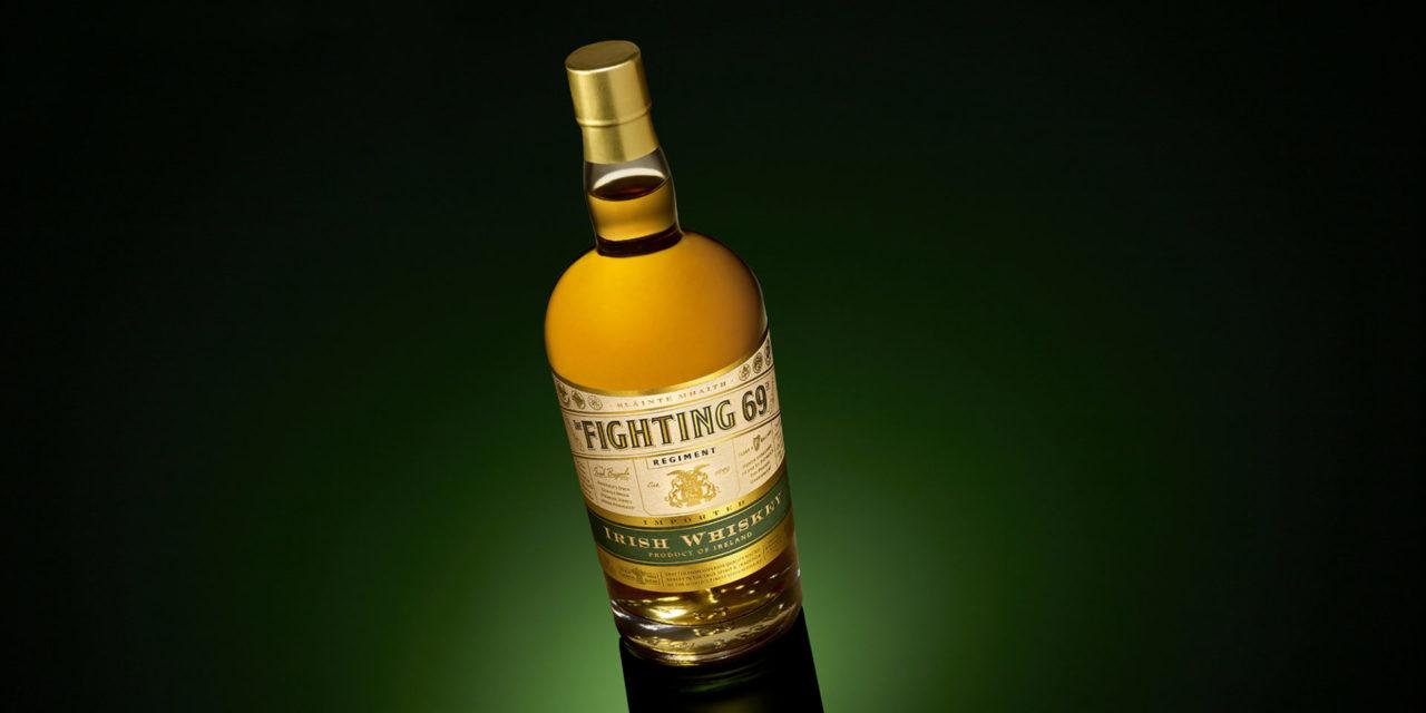 FIGHTING 69TH IRISH WHISKEY DRAWS STRONG FOLLOWING