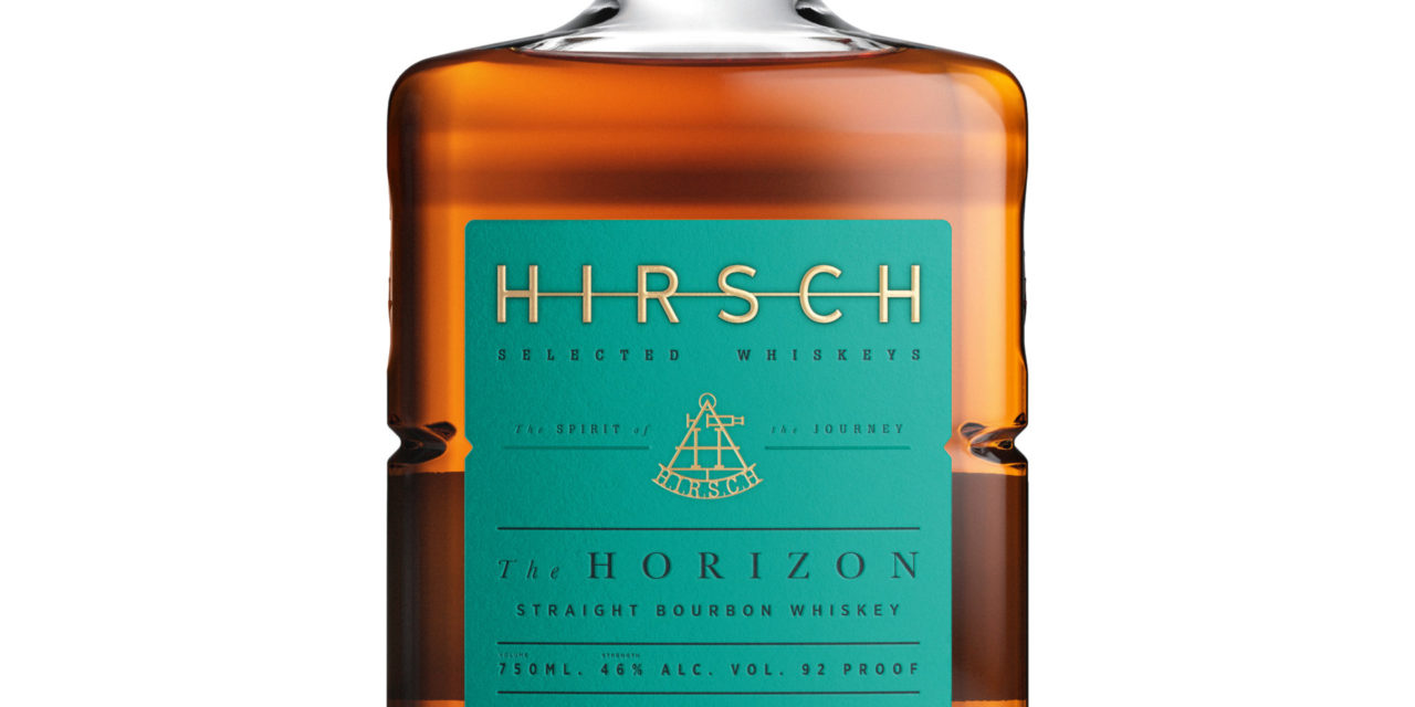 REINTRODUCING: HIRSCH BOURBON