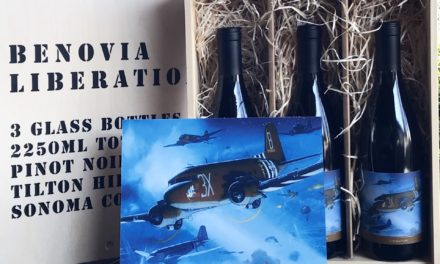 A Memorial Day Salute to Veterans: Benovia Winery Releases 2018 Liberation, and a Portion of Sales will be Donated to the Gary Sinise Foundation
