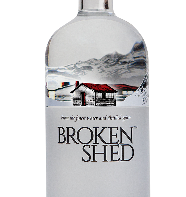 Haleybrooke International Represents Broken Shed Vodka in Duty Free and Travel Retail