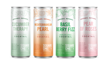 Square One Organic Spirits Launches Organic Ready to Drink Cocktails