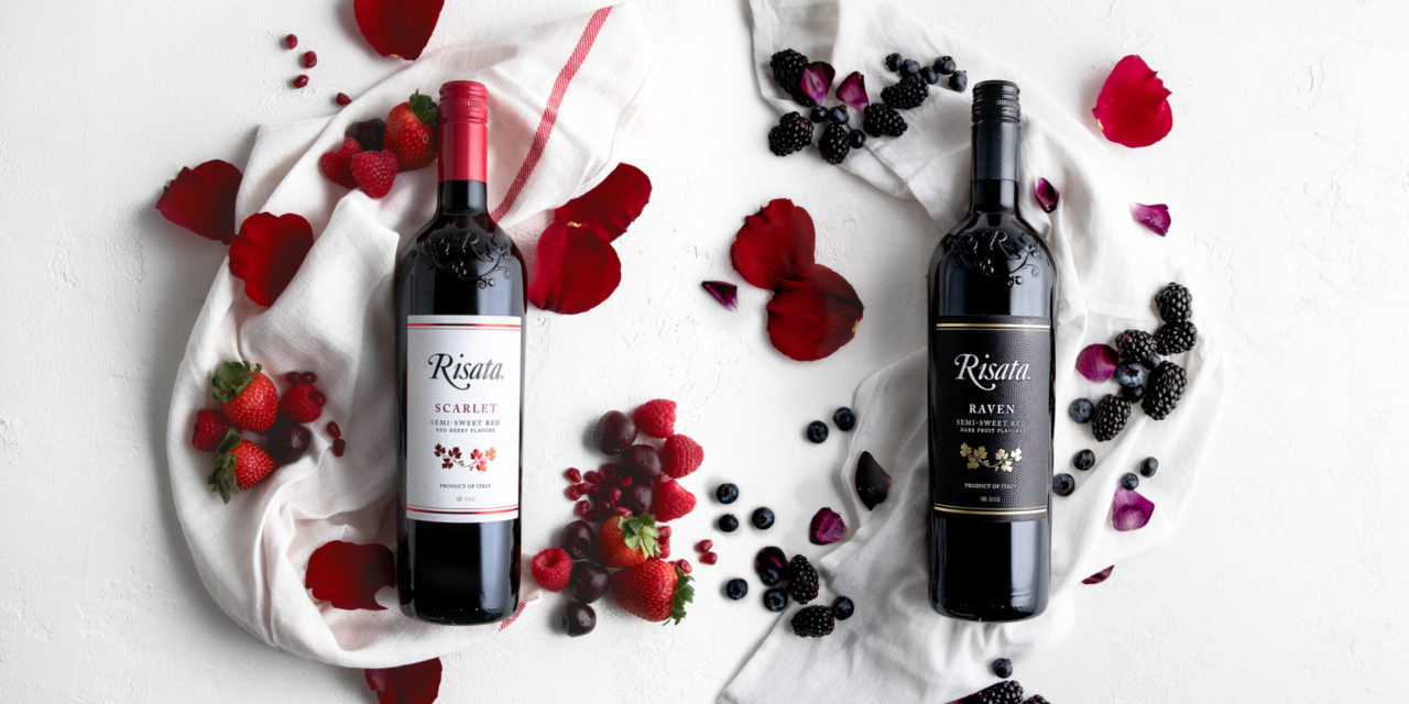 Risata® Introduces New Bold Collection of Scarlet and Raven Wines