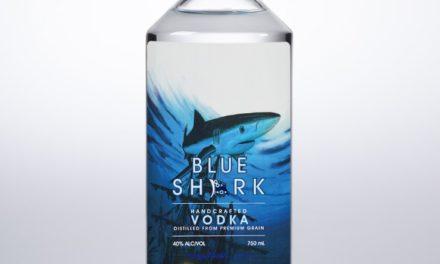 Blue Shark Vodka Partners with Conservation Artist Wyland
