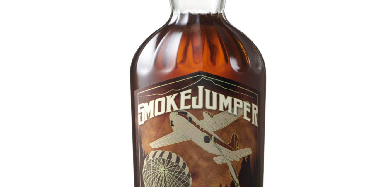 NORTHWEST DISTILLERY DEDICATES NEW BOURBON TO FIRST RESPONDERS Smoke Jumper Bourbon dedicated to heroic parachuting wildland firefighters