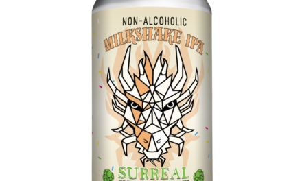 "SURREAL BREWING LAUNCHES HEALTH FORWARD ""MILKSHAKE IPA"" NON-ALCOHOLIC CRAFT BEER"