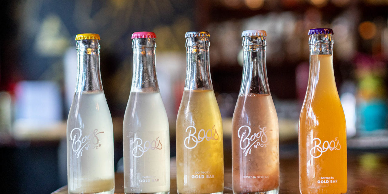 CROWN Social Launches Baby Boo's Cocktails