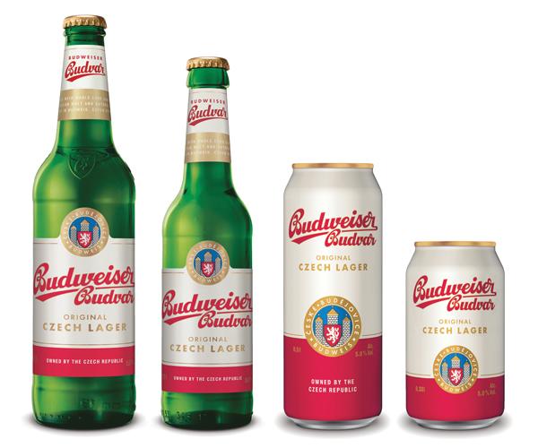 Greetings From The Republic of Beer! Budweiser Budvar Brand Refresh Spotlights Czech Heritage