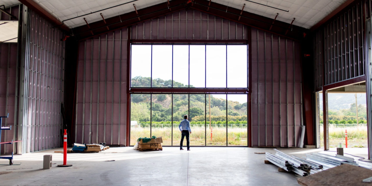 Bill and Cheryl Swanson Donate $1 million to the JUSTIN and J. LOHR Center for Wine and Viticulture at Cal Poly