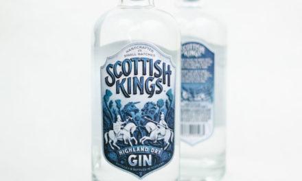 Scottish Kings: Gin that drinks like scotch
