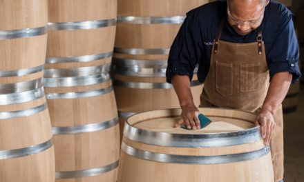 2020 Best Barrels/Cooperage: Independent Stave Company (ISC)