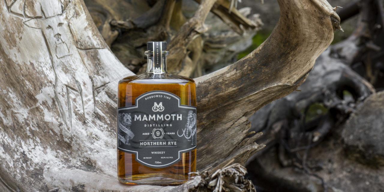 Mammoth Distilling Launches New 9-Year Northern Rye Spirit