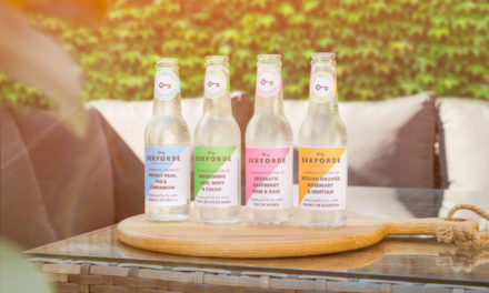 PREMIUM BESPOKE BOTANICAL MIXER BRAND SEKFORDE UNVEILS BRAND REFRESH The world's first and only mixers created to complement specific spirits