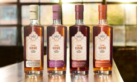 Orange Wine and Sherry cask finishes enhance The Lakes Distillery's One whisky collection
