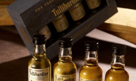 Tullibardine takes whisky fans on flavour journey with new Tasting Collection