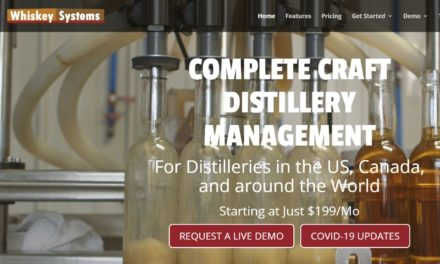 2020 Best Management Software System: Whiskey Systems
