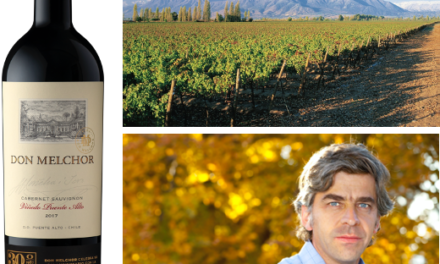 """Don Melchor Celebrates 30 Years of Artful Blending and Fine Winemaking with the """"Beauty of the Composition"""""""