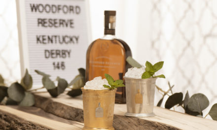 Woodford Reserve Announces $1K Mint Julep Honoring 50th Anniversary of First Female Jockey to Ride in The Kentucky Derby