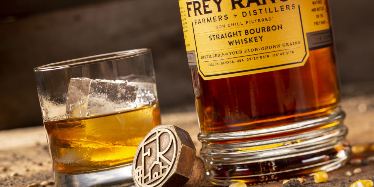 Frey Ranch Distillery Launches Straight Bourbon Whiskey in Northern California