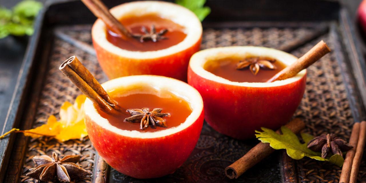 September 30: Hot Mulled Cider Day