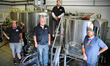 Coin Toss Brewing Collaborates with Vanguard Brewing on Pink Paradise Gose