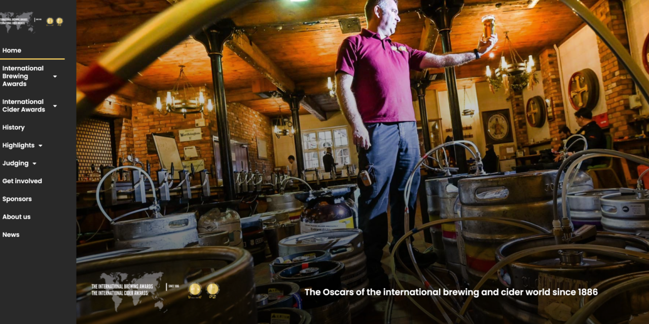 World Brewing and Cider 'Oscars' Unveils a New Look