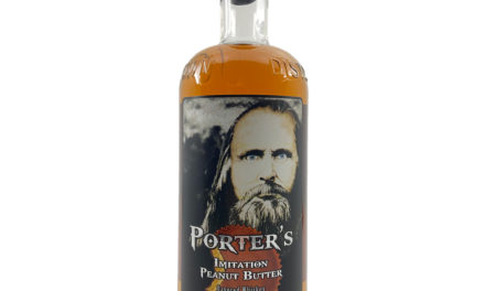 Ogden's Own Distillery Embraces Flavor Innovation with Launch of Porter's Peanut Butter Whiskey