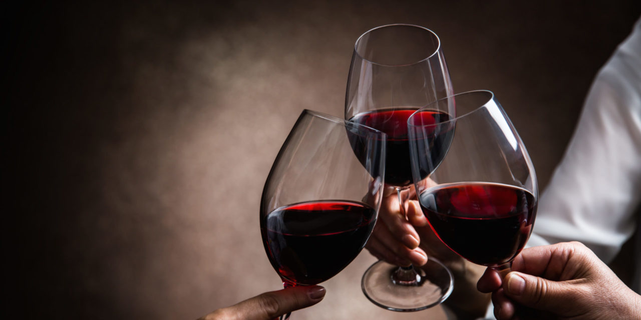 August 28: National Red Wine Day