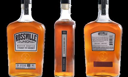 MGP Debuts 2020 Barrels of Rossville Union® Single Barrel Rye Whiskey