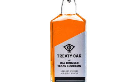 TREATY OAK DISTILLING LAUNCHES DAY DRINKER TEXAS BOURBON