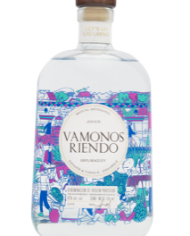 VIBRANT AND FRESH, VAMONOS RIENDO MEZCAL MAKES U.S. DEBUT