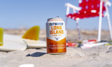 CUTWATER SPIRITS DEBUTS NEWEST CANNED COCKTAIL: LONG ISLAND ICED TEA, THE 13.2% ABV THROWBACK EVERYONE NEEDS RIGHT NOW