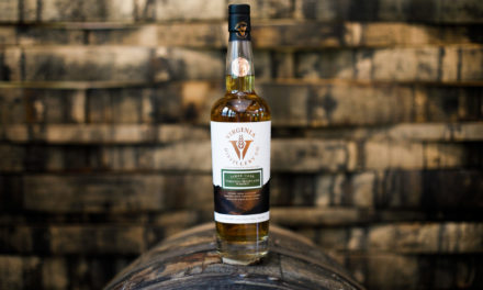 Virginia Distillery Company's Cider Cask Finished Virginia-Highland Whisky Now Available