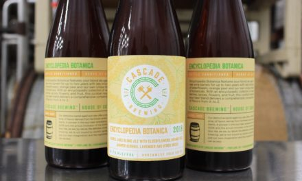 Cascade Brewing to Release Encyclopedia Botanica, a Brand New Northwest Sour Ale