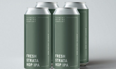 Ferment Brewing Co. Releases Two Fresh Hop Beers this Season