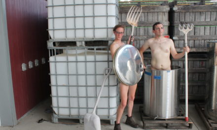 FINGER LAKES' WINEMAKERS RELEASE PIN-UP CALENDAR TO BENEFIT THE RESTAURANT INDUSTRY AND EXPAND FOOD ACCESS