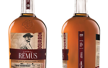 MGP Debuts 2020 Barrels of George Remus® Single Barrel Bourbon Whiskey