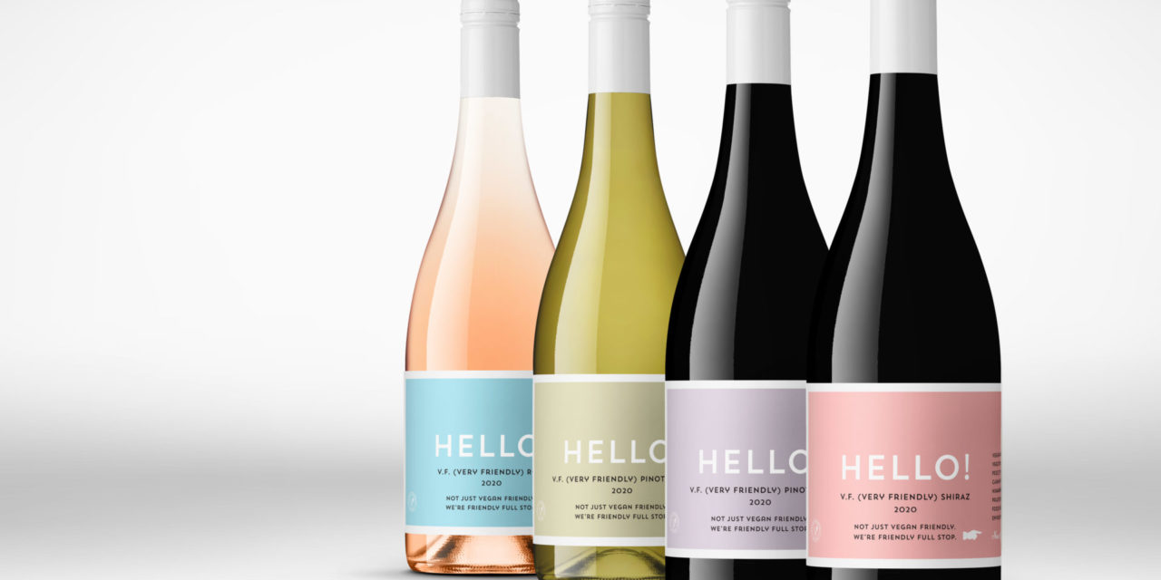Fourth Wave launches 'friendly' wine range Hello! in collaboration with Denomination