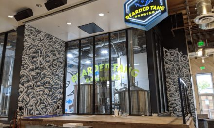 STANTON'S FIRST-EVER BREWERY — BEARDED TANG BREWING — IS NOW OPEN