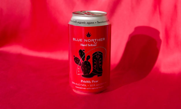 Blue Norther Hard Seltzer's Third Flavor Supports Breast Cancer Awareness Month