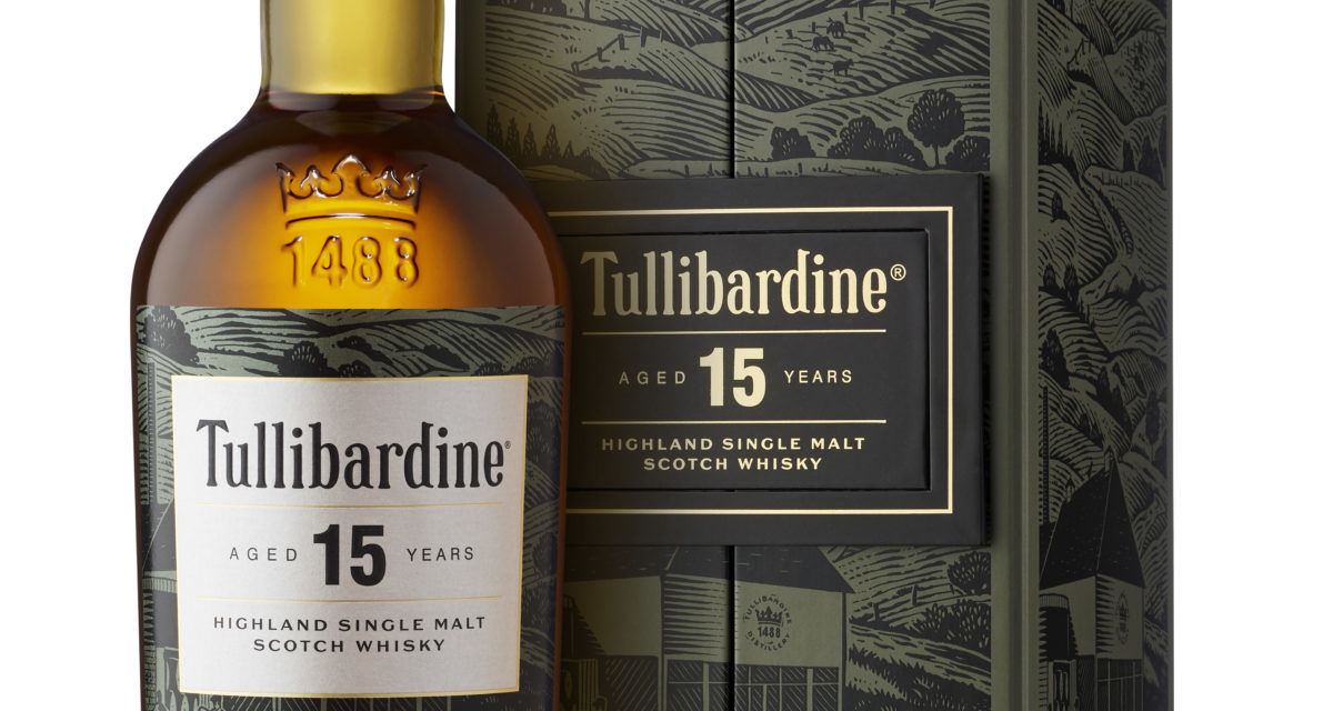 Double Gold for Tullibardine at global spirits competition